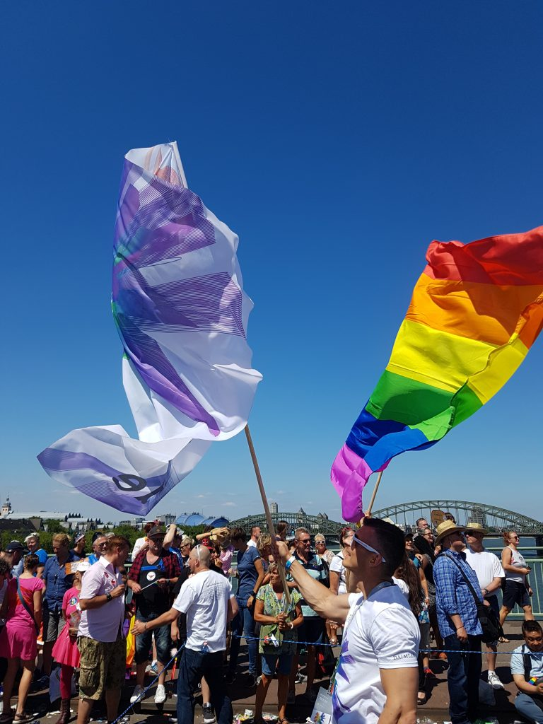 Rekord bei der CSD-Demonstration
